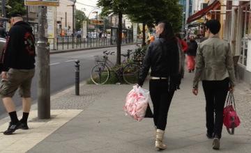 street trends in Berlin Germany